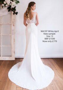 WA197 white april sale