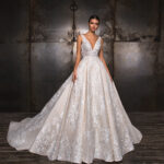 taffi wedding dress Crystal Design