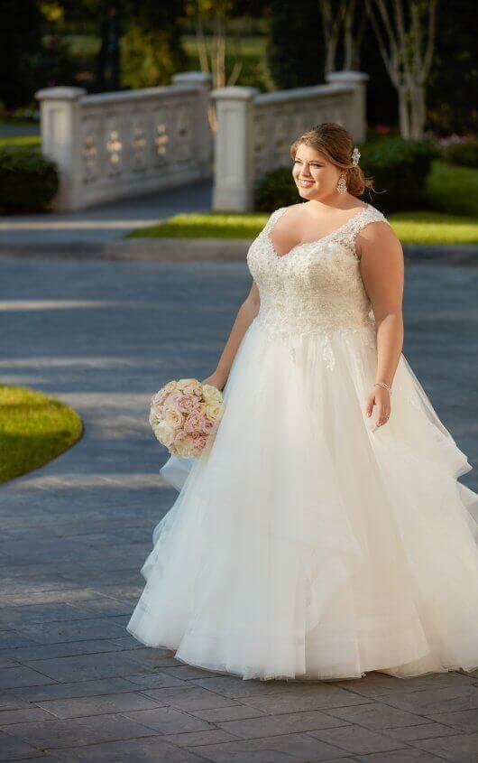 Plus Size Love Bridal