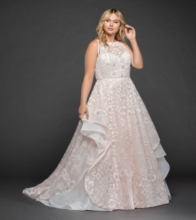 535d501109e ... plus size  hayley-paige-bridal-fall-2017-style-6755-reagan 14 ...